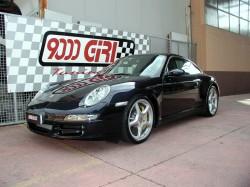 Porsche 997 9000 Giri