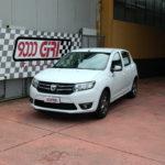 """Elaborazione Dacia Sandero 1.2 16v """"Sentiero luminoso"""""""