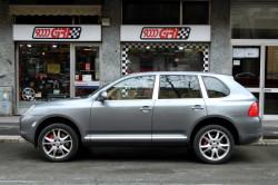 Porsche Cayenne 9000 Giri