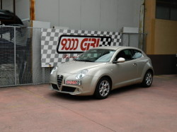 alfa mito powered by 9000 Giri