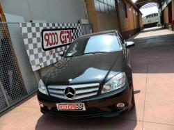 Mercedes classe C 9000 Giri