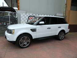 Range Rover Sport powered by 9000 Giri