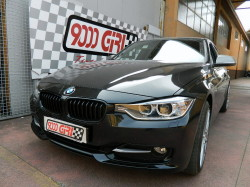 Bmw serie 3 powered by 9000 Giri