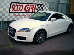 Audi TT 9000 Giri