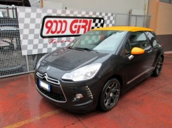Citroen ds3 powered by 9000 Giri