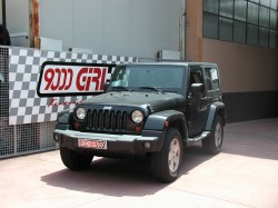 Jeep wrangler jk by 9000 Giri