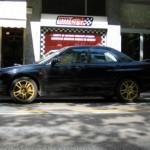 "Subaru Impreza Wrx ""Ombre rosse"""