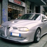 "Alfa 156 2.0 ts ""Out of mind"""