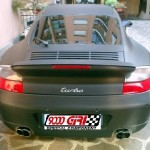 """Porsche 996 Turbo """"The blues brothers staff car"""""""