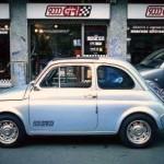 "Fiat Cinquecento L ""La tazza"""