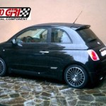 "Fiat 500 1.4 16v ""Giotto"""