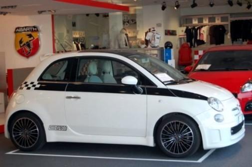 Archivio Elaborazioni 187 Fiat 500 1 4 16v Piccadilly