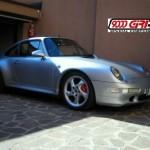 "Porsche 993 4S ""The only choice"""