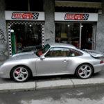 """Elaborazione Porsche 993 Turbo """"Simply the best"""""""