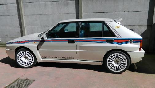 Lancia Delta Integrale Evoluzione by 9000 Giri