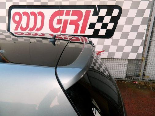 Vw Golf V powered by 9000 Giri