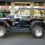 "Jeep Wrangler TJ Sport 4.0L ""Spy story"""