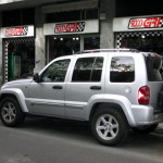 "Jeep Cherokee KJ Limited""Iron man"""