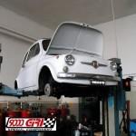 "Fiat Cinquecento L ""Biancaneve e i sette nani"""