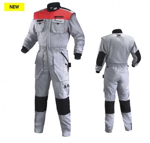 abbigliamento meccanici omp