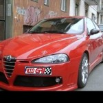 "Alfa 147 1.9 jtd ""National Geographic"""