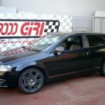 "Audi A3 2.0 tfsi ""Ursus"""