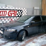 "Audi A3 2.0 tdi ""Amarcord"""