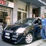 "Citroen C2 vts ""Don Peppone"""