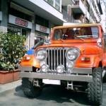 "Jeep Renegade CJ 7 ""Californian dream"""