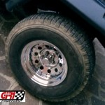 "Jeep Wrangler TJ Sport ""Pizza Hut"""