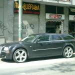 """Chrysler 300c 3.0 td """"La foca monaca"""""""