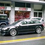 """Audi RS4 4.2 v8 """"Iles de France"""""""