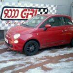 """Fiat 500 1.2 16v """"Martini rosso"""""""