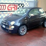 "Fiat 500 1.4 16v ""Abbey Road"""