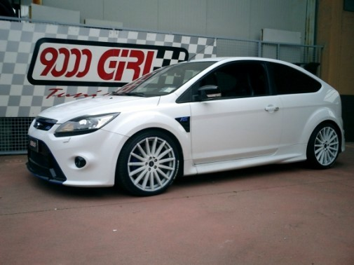 Ford Focus rs 9000 Giri