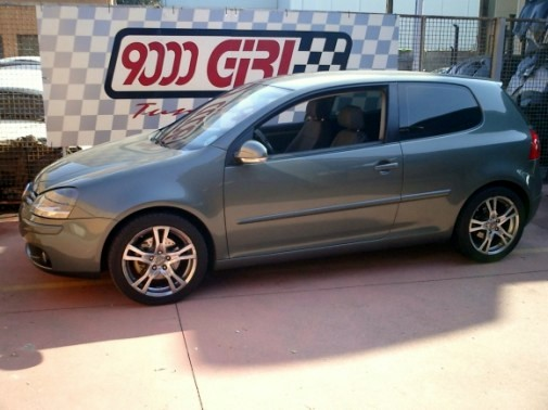 Vw Golf V 1.6 Tsi powered by 9000 Giri