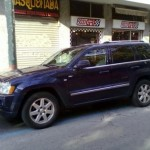 "Jeep Grand Cherokee WH Limited 3.0 crd ""Plaza de toros"""