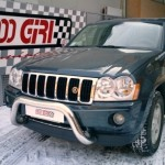 "Jeep Grand Cherokee WH Limited ""Il barman"""