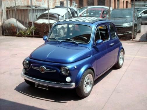 Fiat Cinquecento 9000 Giri