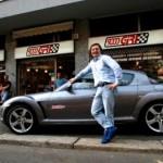 """Mazda RX8 """"Il bauscia"""""""