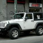 """Jeep Wrangler JK Sport 2.8 crd """"Fire fox"""""""