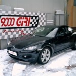 "Mazda RX8 ""Iron made"""
