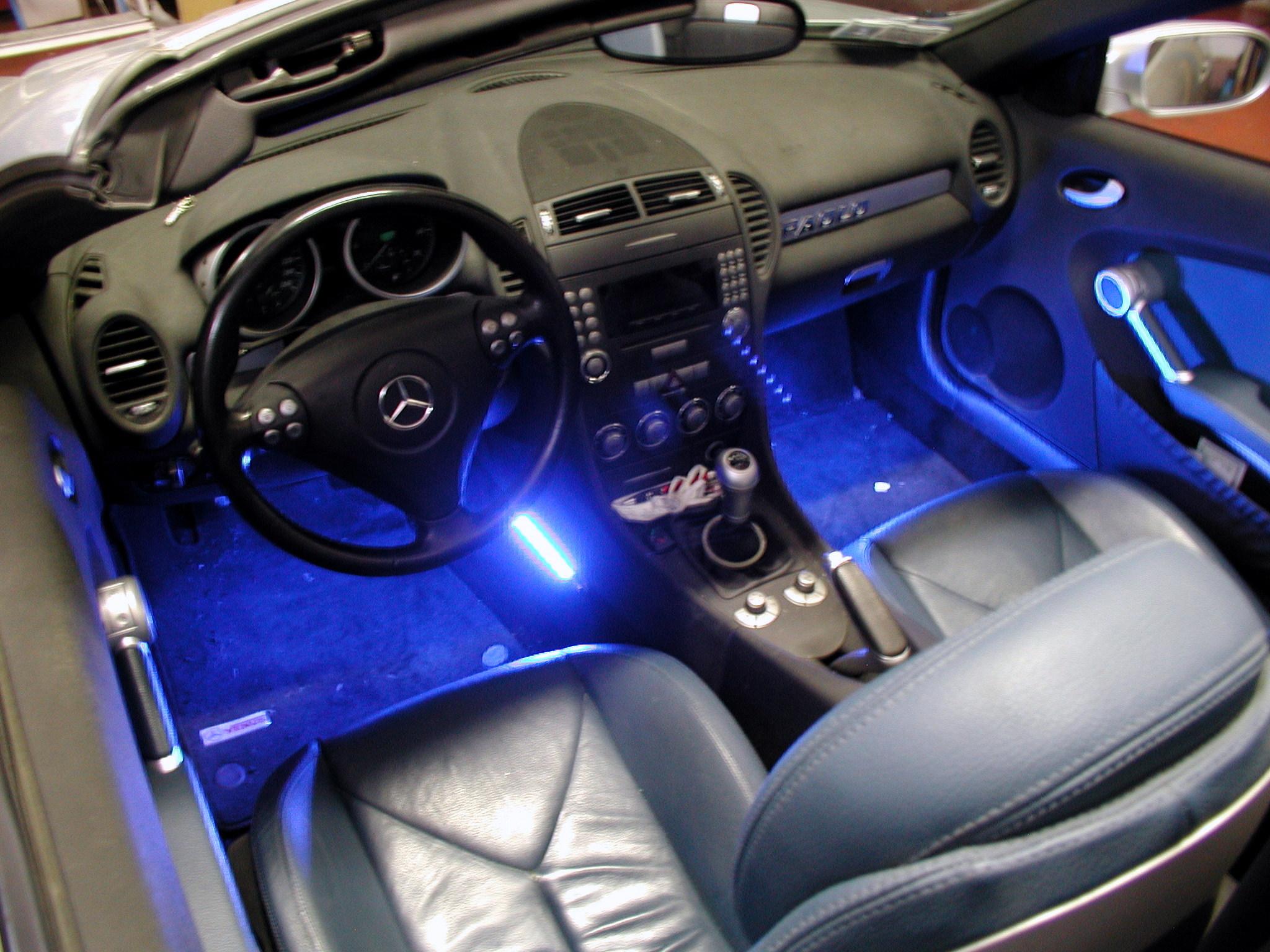 Strisce Led Per Auto Interni.Neon 9000 Giri