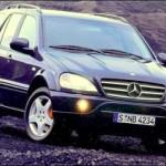 "Mercedes Ml 55 Amg ""Rosamunda"""
