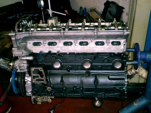 componenti motore 9000 Giri