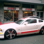 """Ford Mustang Shelby GT 500 """"Fiore di loto"""""""