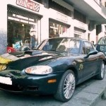 """Mazda Mx5 """"Il corso"""""""