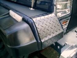 protezione parafanghi Jeep YJ
