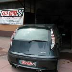 "Fiat Punto 2^ serie ""El peluchero"""