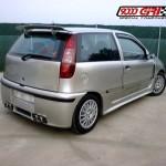 """Fiat Punto 1^ serie """"Il prosecco"""""""